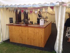 Mobile Bar Wedding Dorset