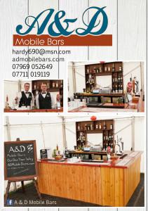 A&D Mobile Bars Dorset