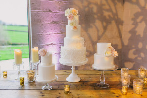 wedding cake Dorset