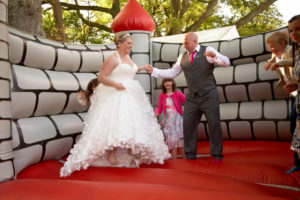 Wedding Bouncy Castle Dorset