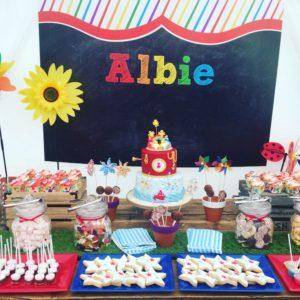 Cake table Dorset