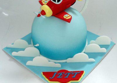 Plane Cake Dorset