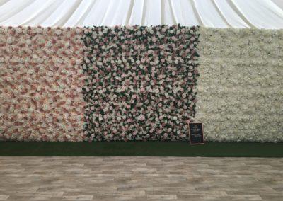 Dorset Flower Walls
