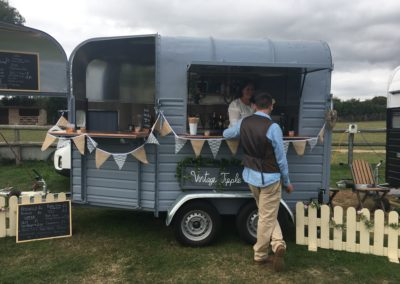 Horse box bar Dorset