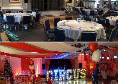 Circus Event Dorset
