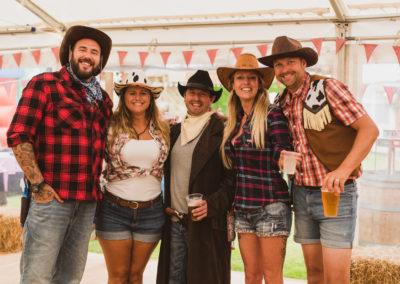 Cowboy theme party