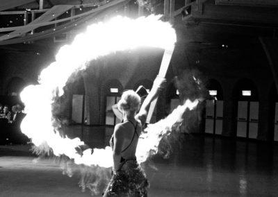 Fire Performer Dorset