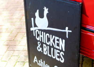 Chicken & Blues