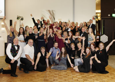 Hampshire Wedding Award Winners