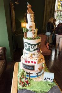 Corporate cake Dorset