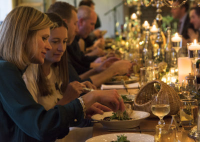 Corporate Dinner Dorset