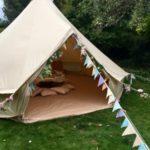 Bell Tent Hire Dorset