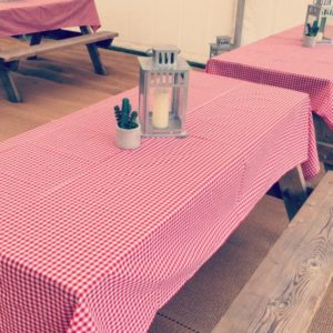 Table Cloth Hire Dorset