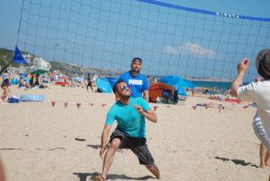 Beach Corporate Events