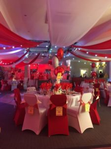 Event Planner themed events